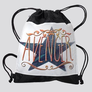 Avenger Drawstring Bag