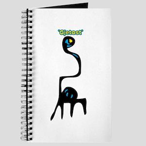 Seated Eye Journal