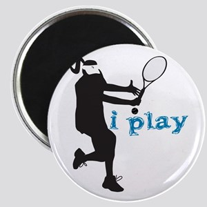"""Tennis Home 2.25"""" Magnet (10 pack)"""