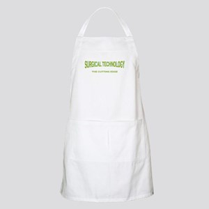 Surgical Technology - blue/br BBQ Apron