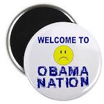 """ObamaNation 2.25"""" Magnet (100 pack)"""