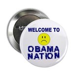 """ObamaNation 2.25"""" Button (100 pack)"""