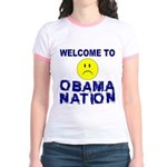 ObamaNation Jr. Ringer T-Shirt