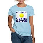 ObamaNation Women's Light T-Shirt