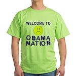 ObamaNation Green T-Shirt