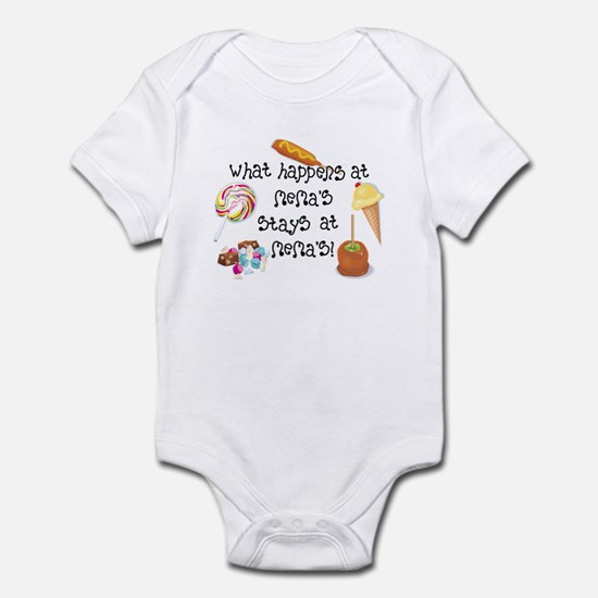 What Happens at Mema's... Infant Bodysuit