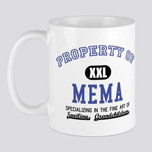 Property of Mema Mug