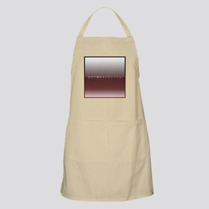 "Japanese proverb ""seisin itto BBQ Apron"