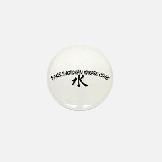 Unique Shotokan karate Mini Button