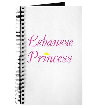 Lebanese Princess Journal
