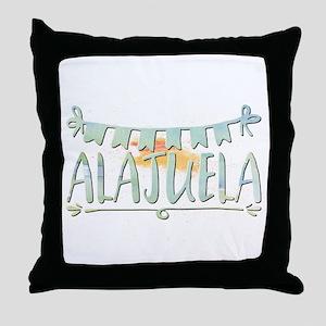 Alajuela Throw Pillow