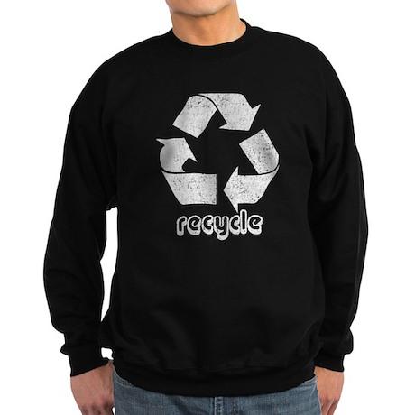 Vintage Recycle Sweatshirt (dark)