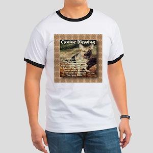 Canine Blessing Ringer T