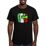 Irish Flag Of Ireland Men's Fitted T-Shirt (dark)