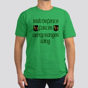 Irish Special Forces Men's Fitted T-Shirt (dark)