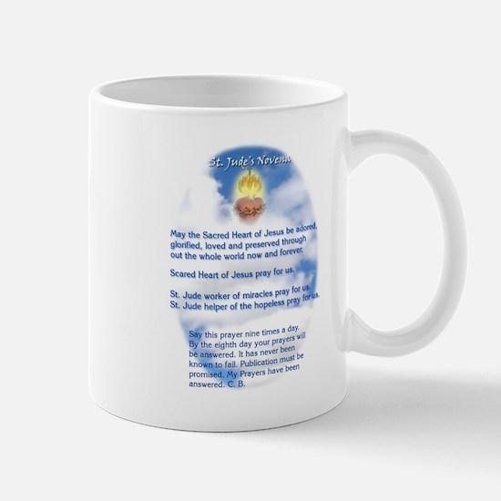 St Jude's Novena Mug