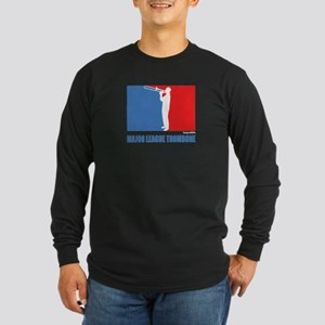 ML Trombone Long Sleeve Dark T-Shirt