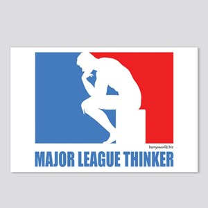 ML Thinker Postcards (Package of 8)
