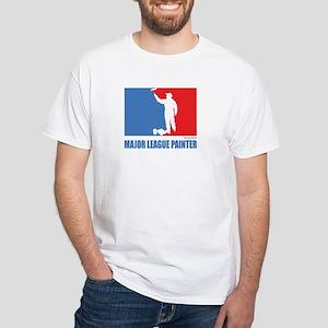 Ml Painter White T Shirt