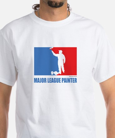 ML Painter White T-Shirt