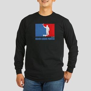ML Painter Long Sleeve Dark T-Shirt