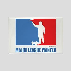 ML Painter Rectangle Magnet (10 pack)