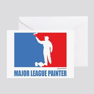 ML Painter Greeting Cards (Pk of 20)
