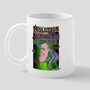 EVOLUTION AND THE LIBERAL MAS Mug