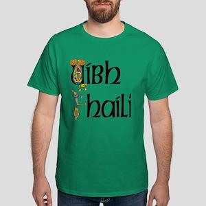 Offaly (Gaelic) Dark T-Shirt