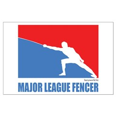 ML Fencer Posters
