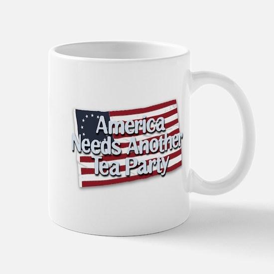 America Needs Another Tea Party Mug
