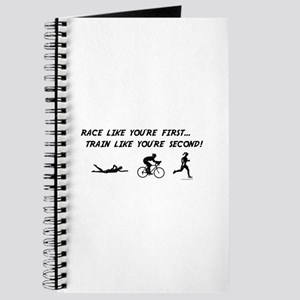 Race Like Your First Triathlon Journal