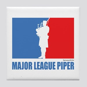 ML Piper Tile Coaster