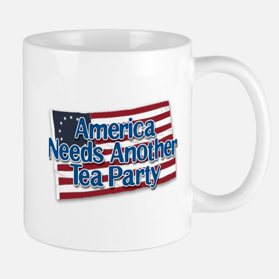 America Needs Another Tea Party v2 Mug