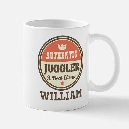 Personalized Juggler Gift Mugs
