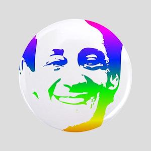 """Harvey Milk Portrait 3.5"""" Button (100 pack)"""