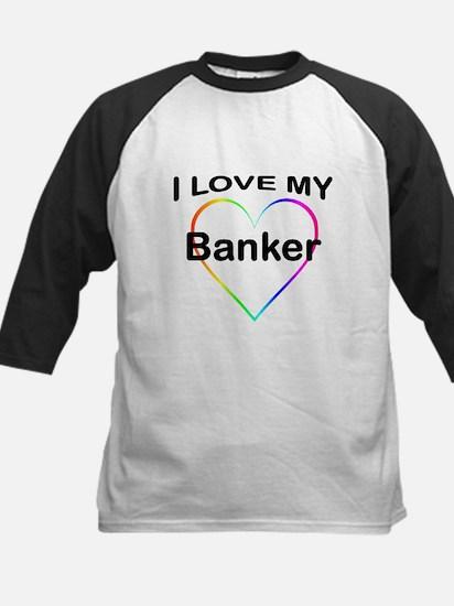 I Love My T Shirts: Kids Baseball Jersey