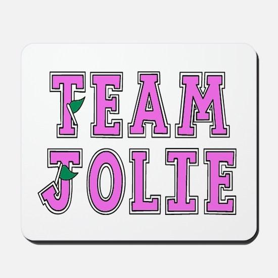 Team Jolie 2 Mousepad