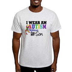 Autism Ribbon Son T-Shirt