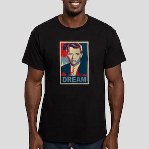 RFK DREAM Artistic Men's Fitted T-Shirt (dark)