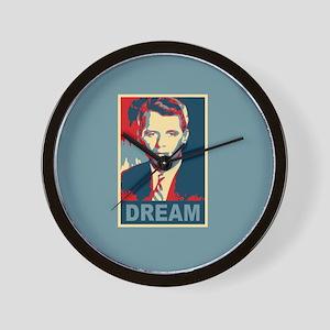 RFK DREAM Artistic Wall Clock