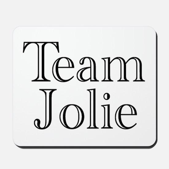 Team Jolie 3 Mousepad