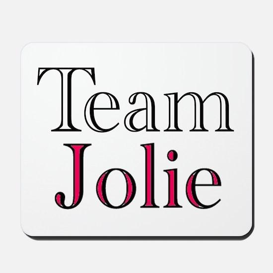 Team Jolie 4 Mousepad