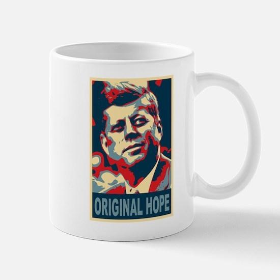 JFK ORIGINAL HOPE Pop Art Mug