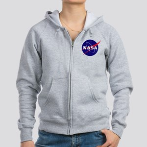 Fermi Space Telescope Women's Zip Hoodie