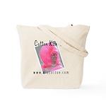 Miz Cotton Tote Bag
