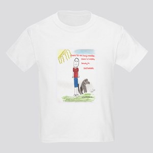 Golden September Kids Light T-Shirt