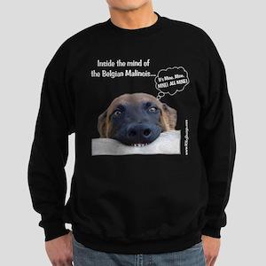 Mind of the Malinois Sweatshirt (dark)