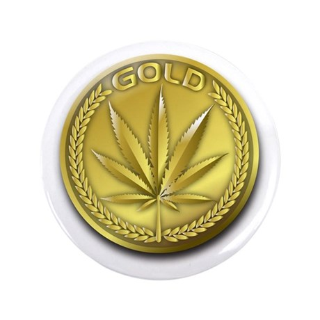 """Phelps Gold 3.5"""" Button (100 pack)"""