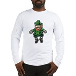 St. Patrick's Leprechaun Long Sleeve T-Shirt
